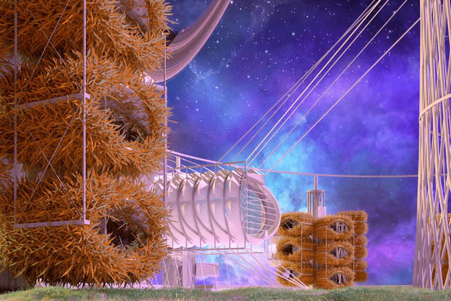Architektura Przyszłości - Kwadratura