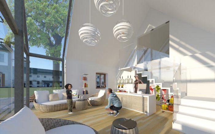 Browar i Manufaktura w Węgrowie Kwadratura Biuro Architektoniczne