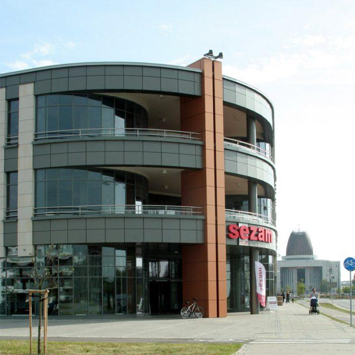 Budynek Biurowo Usługowy Alto Budynki Biurowe Kwadratura