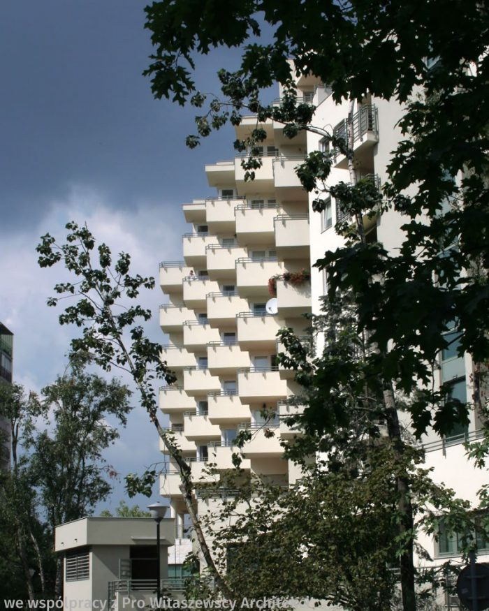 Budynkie wielorodzinne Al. KEN, Kwadratura, Biuro Architektoniczne