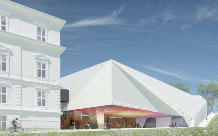 Interaktywne Centrum Bajki i Animacji Przy SFR w Bielsku–białej