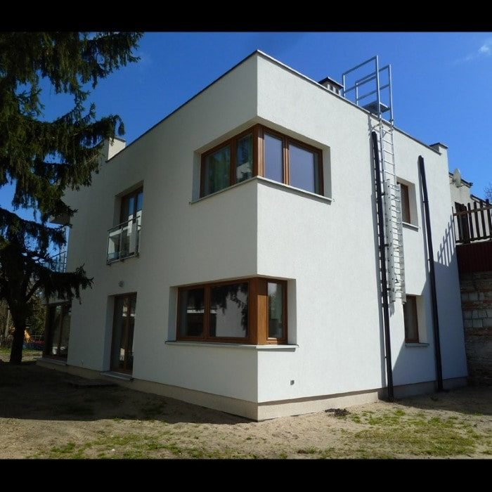 Dom na małej Działce Projekty Domów Jednorodzinnych Kwadratura
