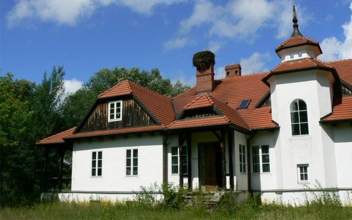 Dwór w Lechanicach, zabytki, Kwadratura, Biuro Architektoniczne