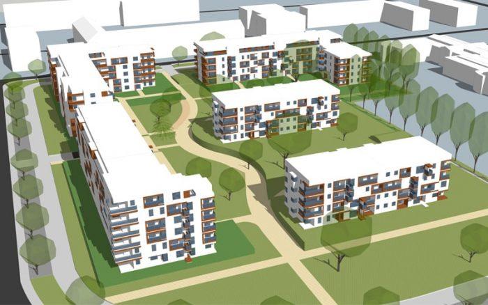 Osiedle mieszkaniowe w Radomiu Kwadratura