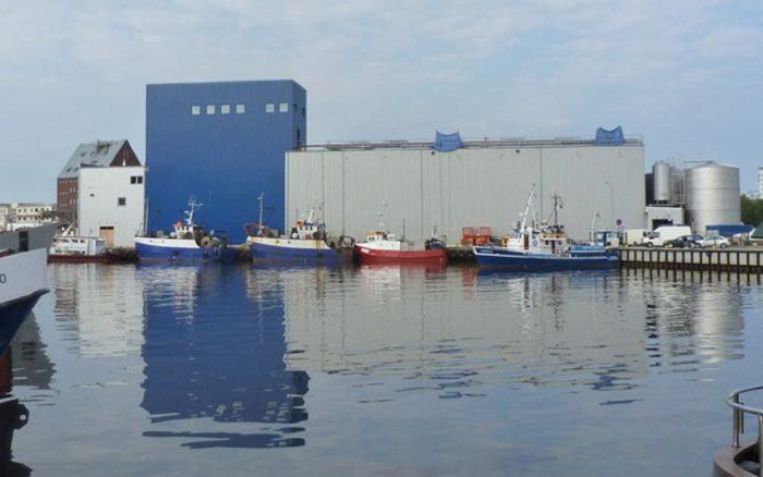 Przetwórnia ryb w Kołobrzegu Kwadratura Projekty Biurowe