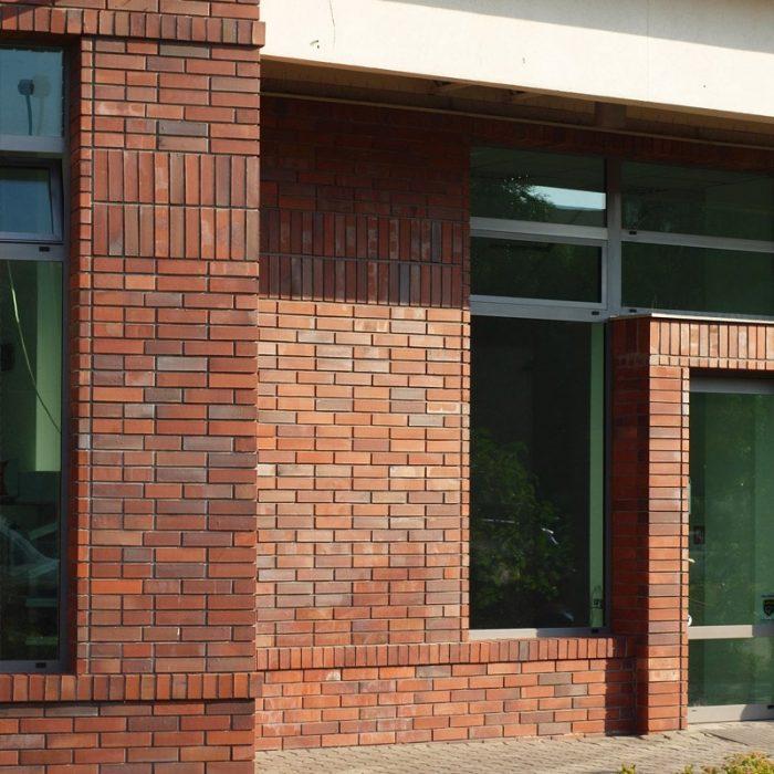 Zielony Nugat IV Kwadratura Budynki Wielorodzinne