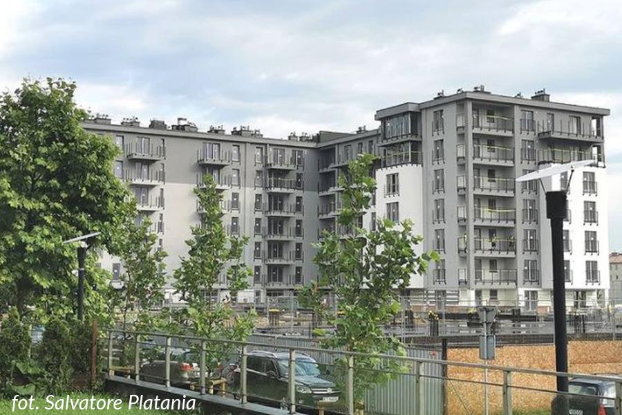 Osiedle Mieszkaniowe Eolian Park – Salina A1, Warszawa – Ursus