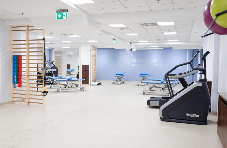 Klinika Chirurgii Kolana drSłynarskiego, Warszawa