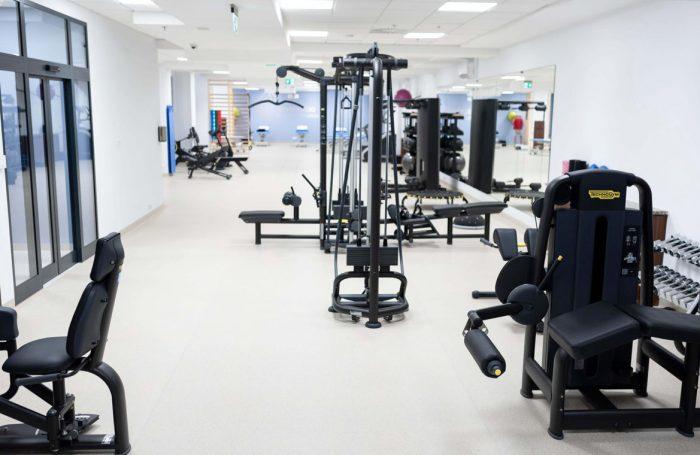 klinika sala rehabilitacji